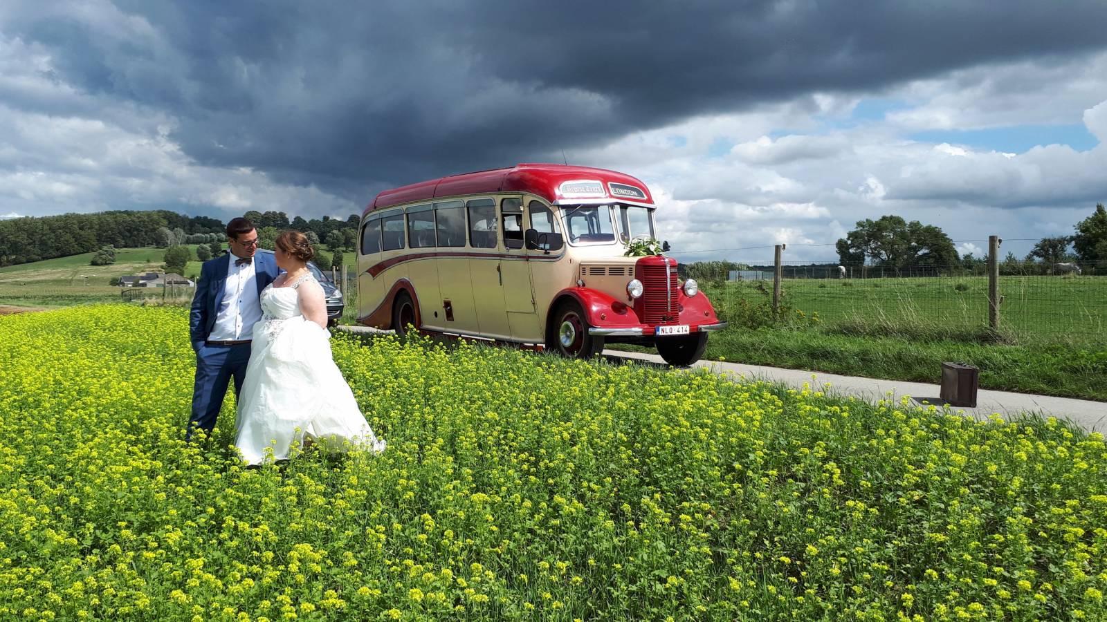 The London Ceremony Bus - Trouwvervoer - Ceremonievervoer - Bus - House of Weddings - 3