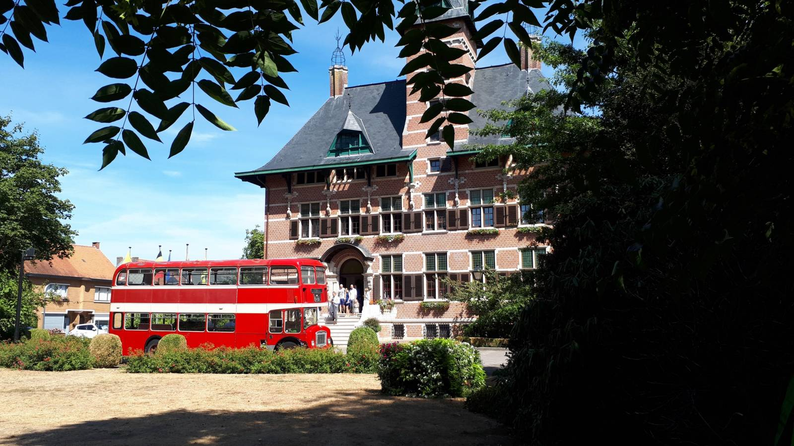 The London Ceremony Bus - Trouwvervoer - Ceremonievervoer - Bus - House of Weddings - 6