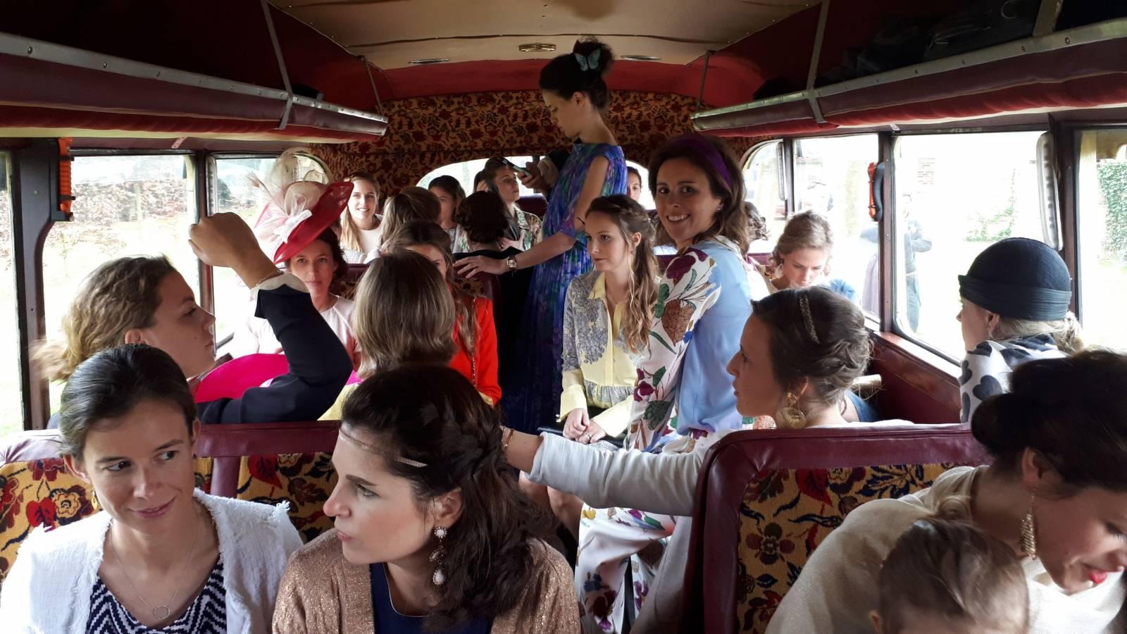 The London Ceremony Bus - Trouwvervoer - Ceremonievervoer - Bus - House of Weddings - 7