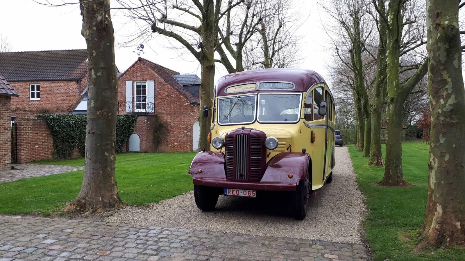 The London Ceremony Bus - Trouwvervoer - Ceremonievervoer - Bus - House of Weddings - 8