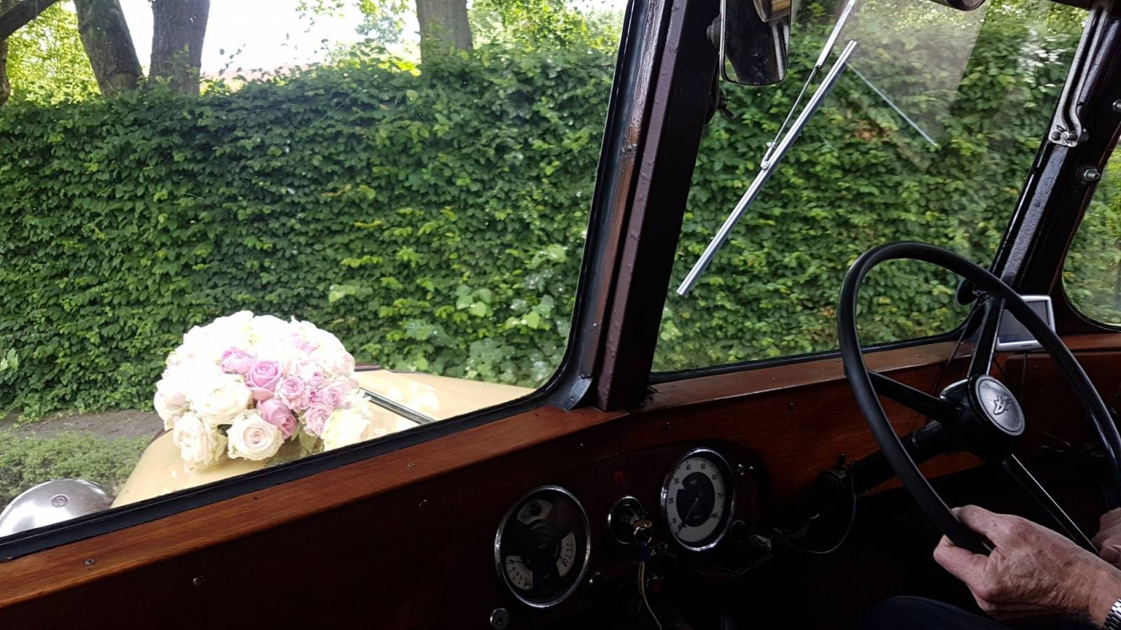 The London Ceremony Bus - Trouwvervoer - Ceremonievervoer - Bus - House of Weddings - 9