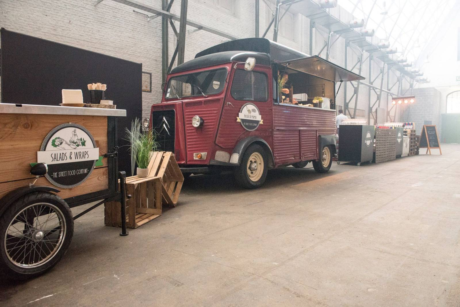 The Street Food Company - foodtruck - House of Weddings - 15