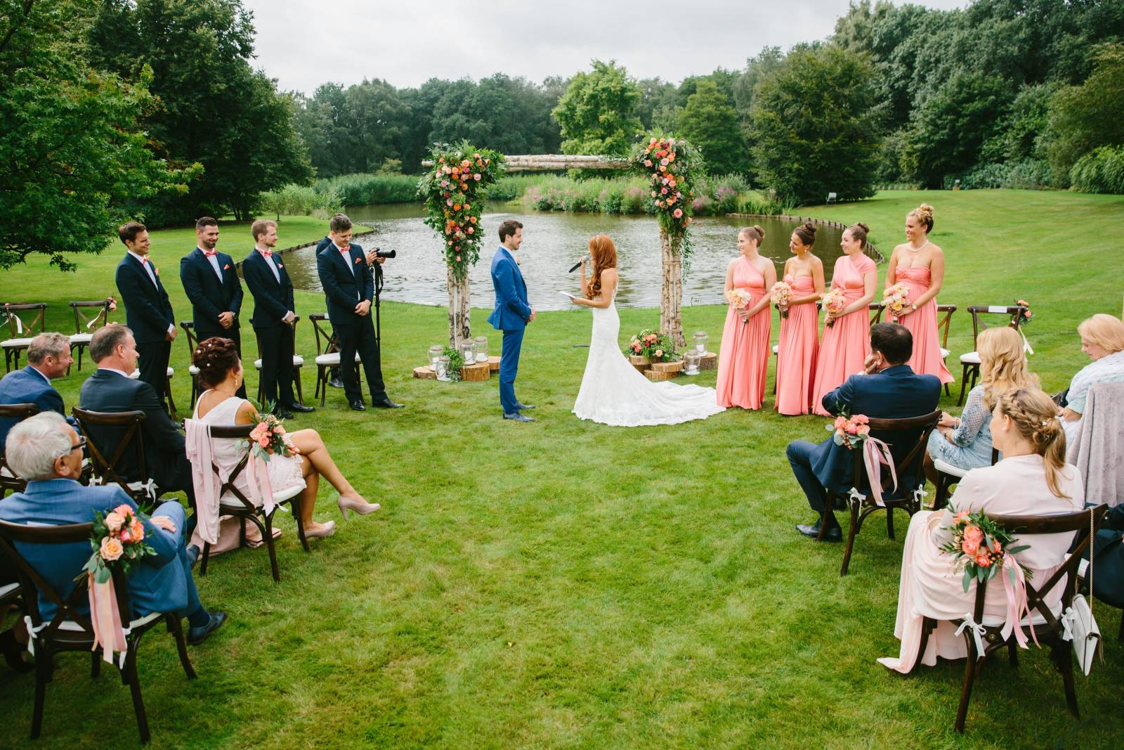 Tine De Donder - Huwelijksceremonie - Ceremoniespreker - huibvintgesphotography - House of Weddings 23