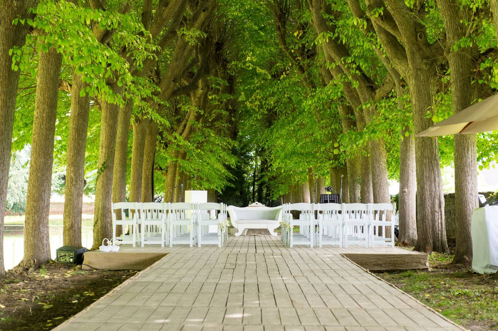 Tine De Donder - Huwelijksceremonie - Ceremoniespreker - Raf Ketelslagers en Ruud Lathouwers - House of Weddings 13
