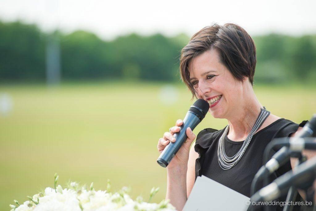 Tine De Donder - Huwelijksceremonie - Ceremoniespreker - Raf Ketelslagers en Ruud Lathouwers - House of Weddings 8