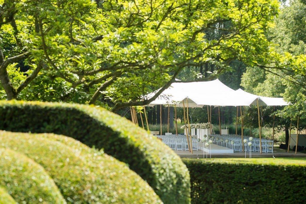Tine De Donder - Huwelijksceremonie - Ceremoniespreker - Raf Ketelslagers en Ruud Lathouwers - House of Weddings 9