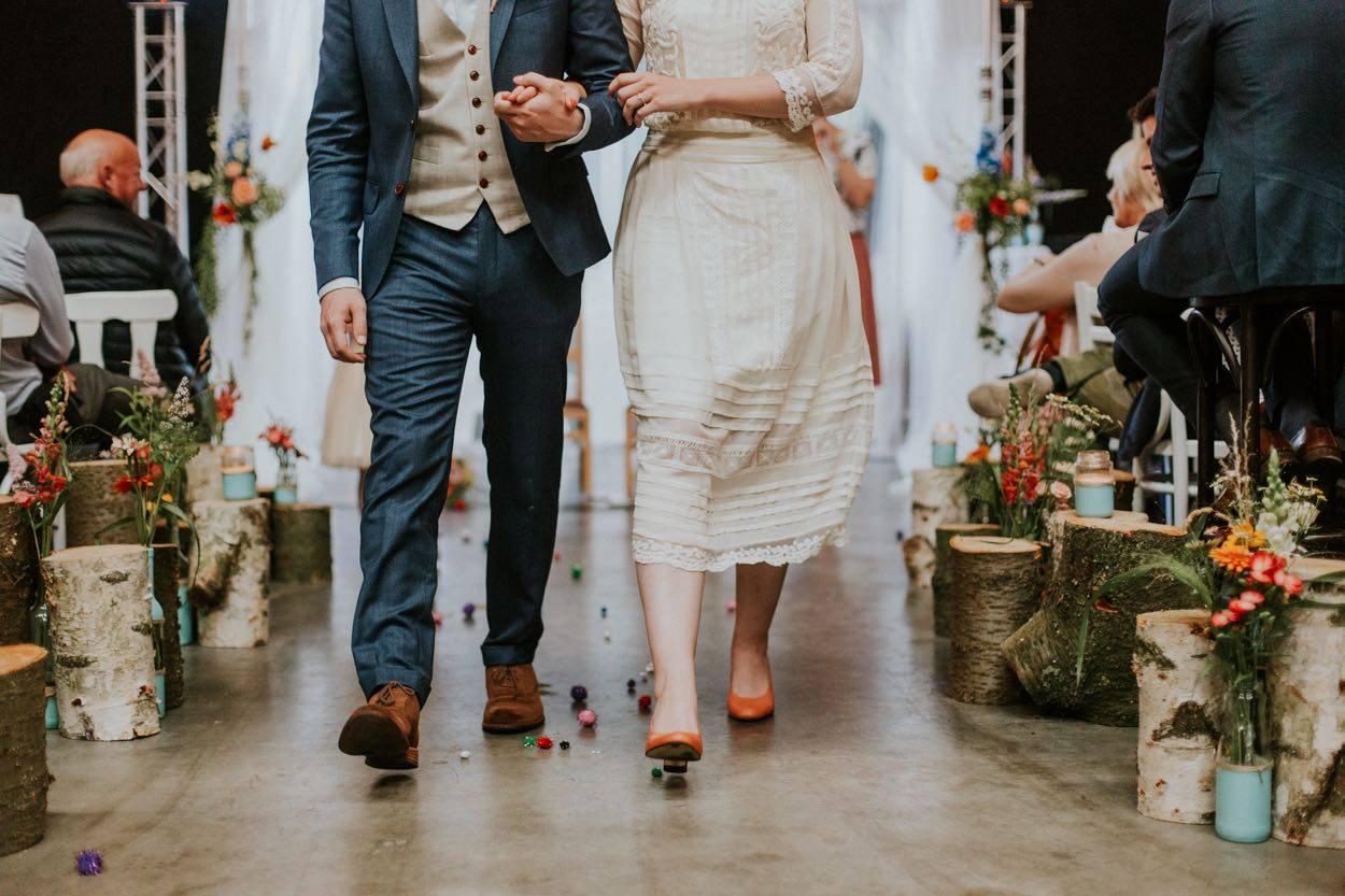 Tine De Donder - Huwelijksceremonie - Ceremoniespreker - Renaat Nijs - House of Weddings 5