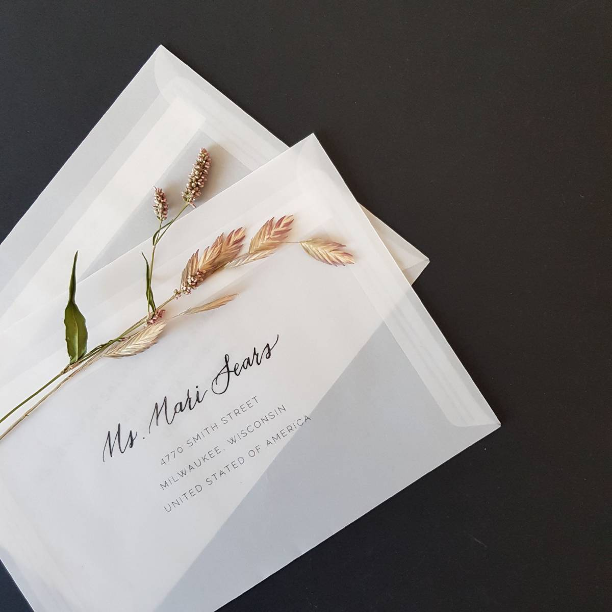 Touch of Gold - Workshops - Vrijgezellen - Trouwuitnodiging - Huwelijksuitnodiging - Kalligrafie - House of Weddings - 3