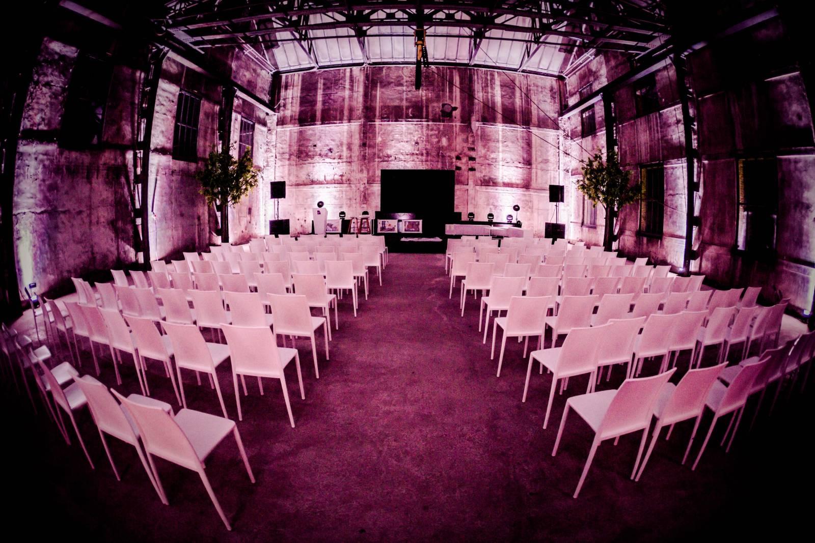 Transfo - Feestzaal - Trouwzaal - House of Weddings - 12