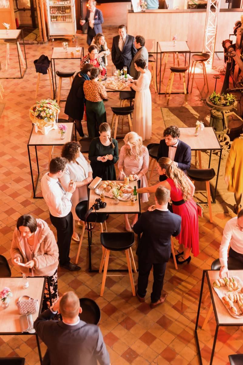 Transfo - Feestzaal - Trouwzaal - House of Weddings - 13