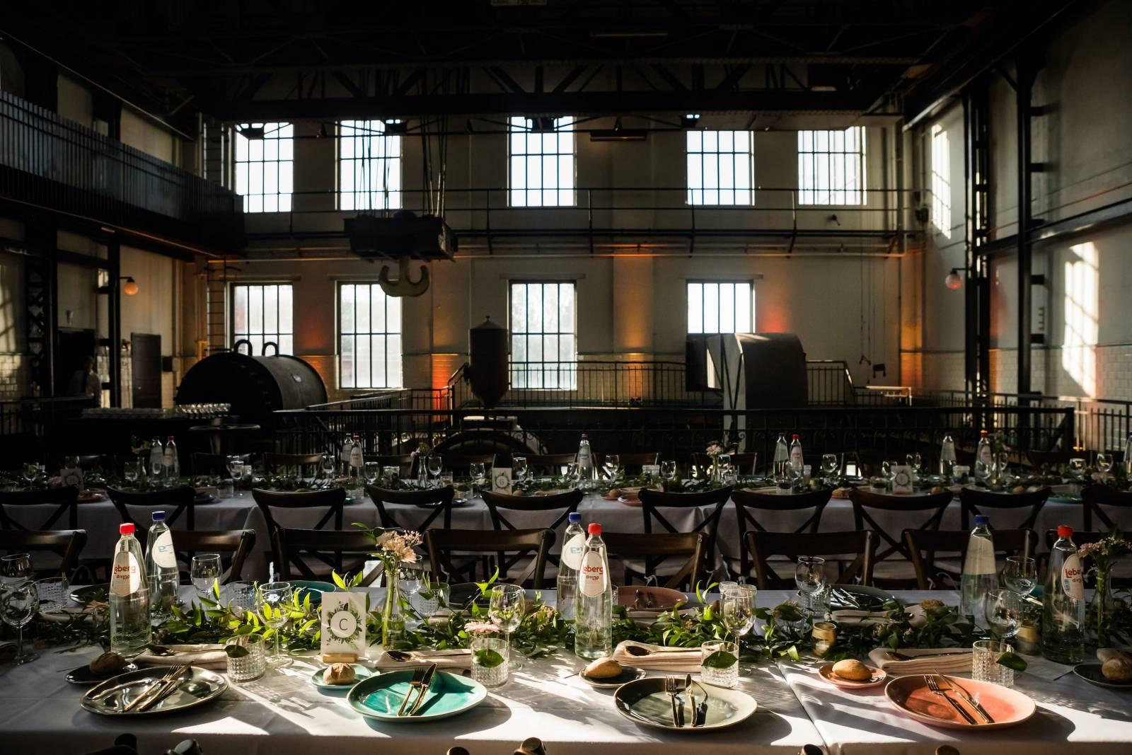 Transfo - Feestzaal - Trouwzaal - House of Weddings - 19