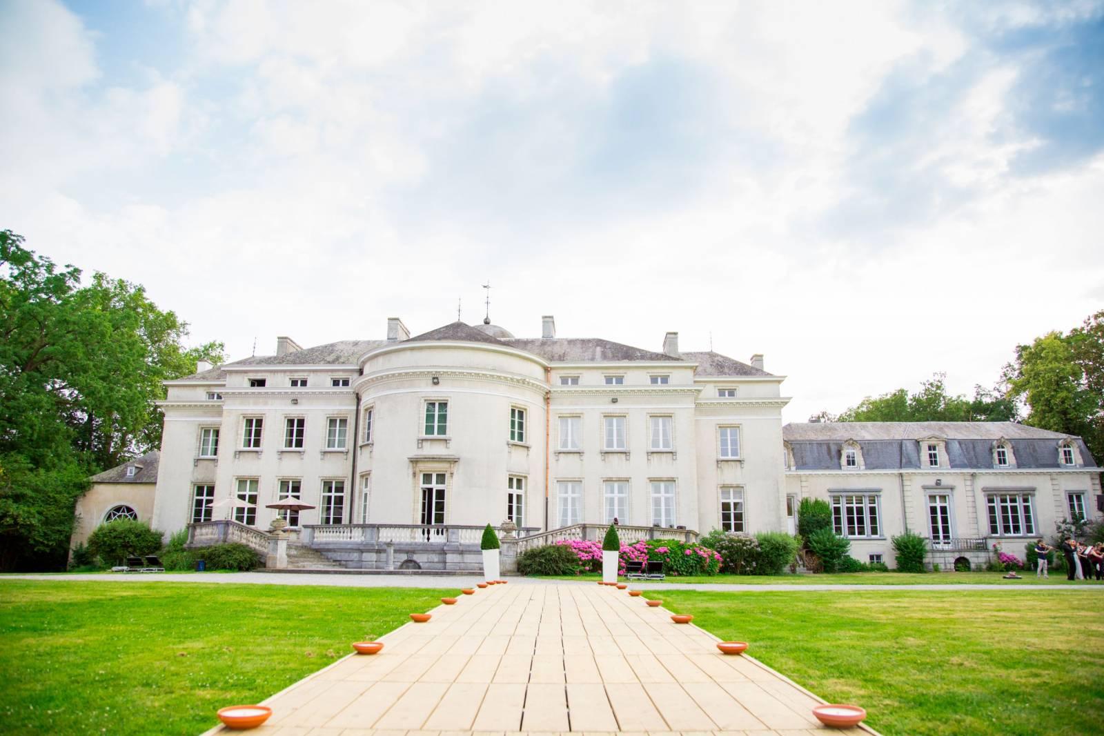 Trouwkasteel - Feestzaal - House of Weddings - 1