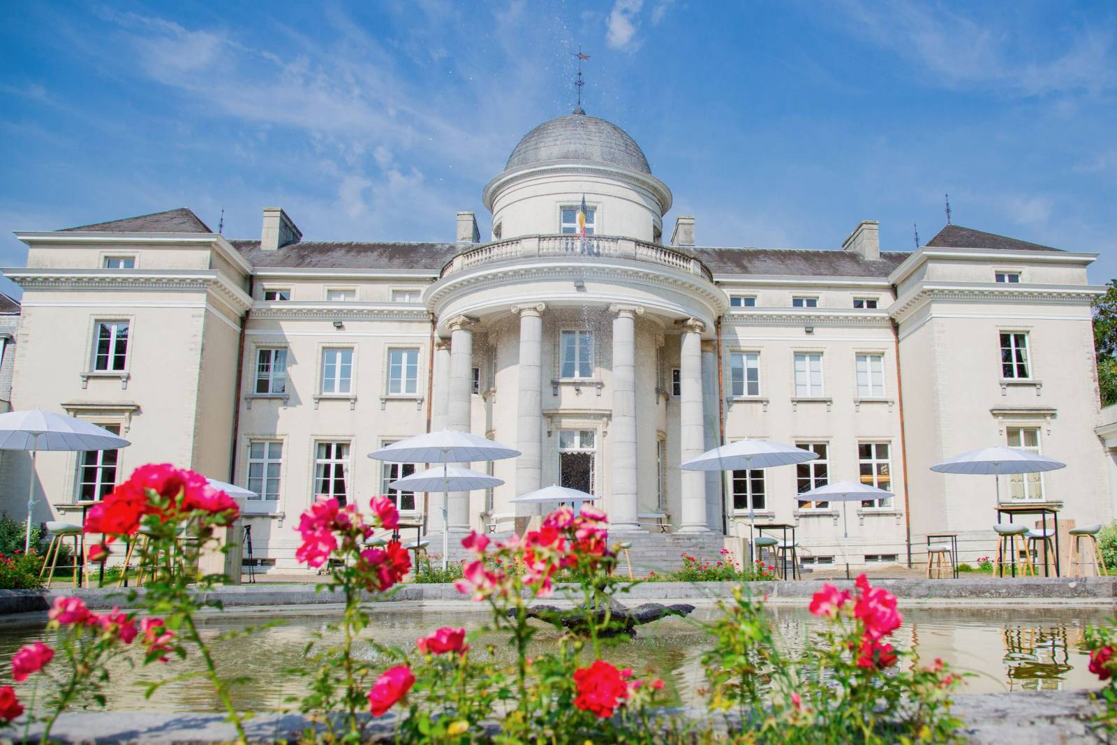 Trouwkasteel - Feestzaal - House of Weddings - 6