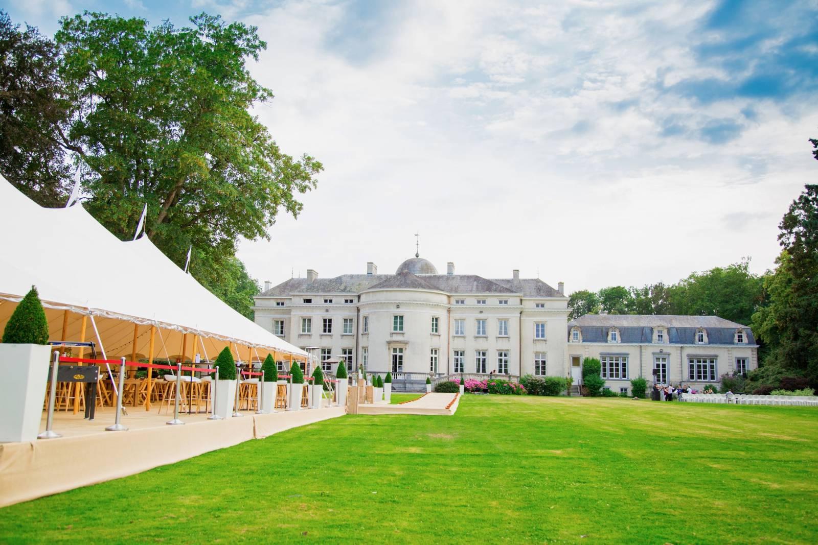 Trouwkasteel - Feestzaal - House of Weddings - 8