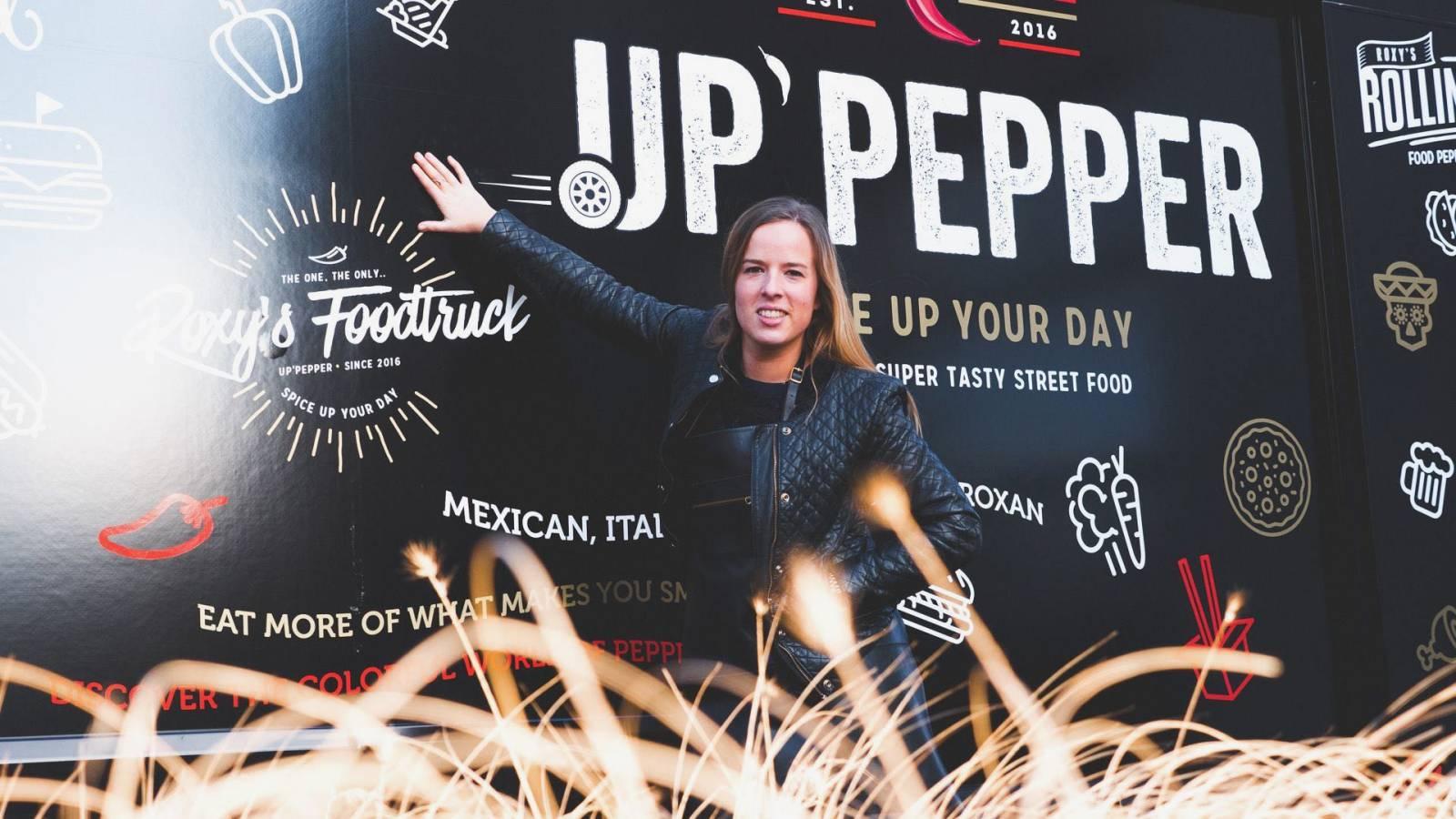 Up Pepper - foodtruck - House of Weddings 2 - 17