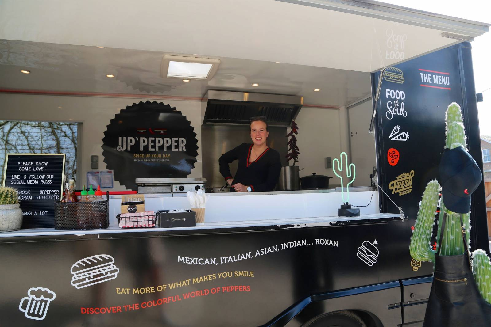 Up Pepper - foodtruck - House of Weddings 2 - 2