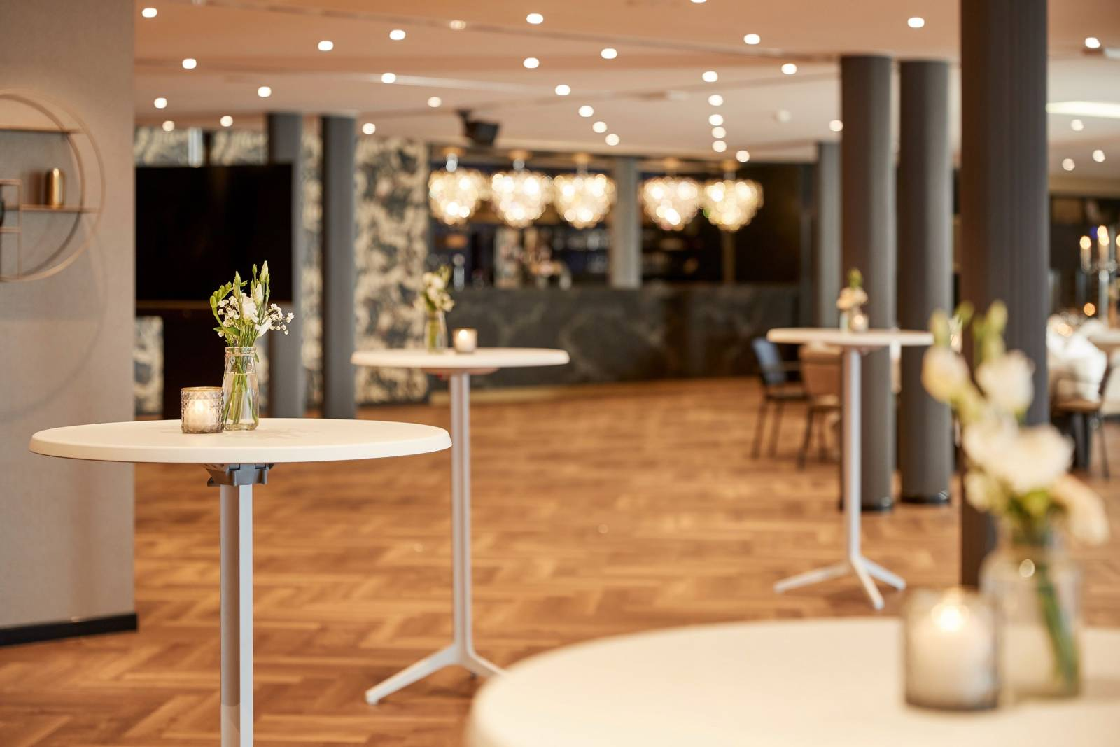 Van der Valk hotel Beveren - Feestzaal - Trouwzaal - House of Weddings - 10