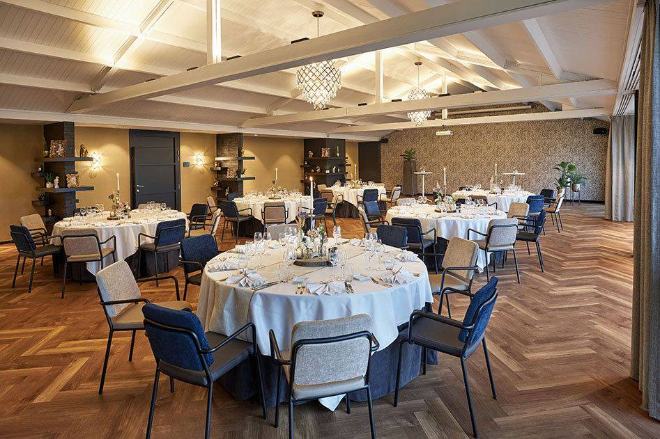 Van der Valk hotel Beveren - Feestzaal - Trouwzaal - House of Weddings - 11