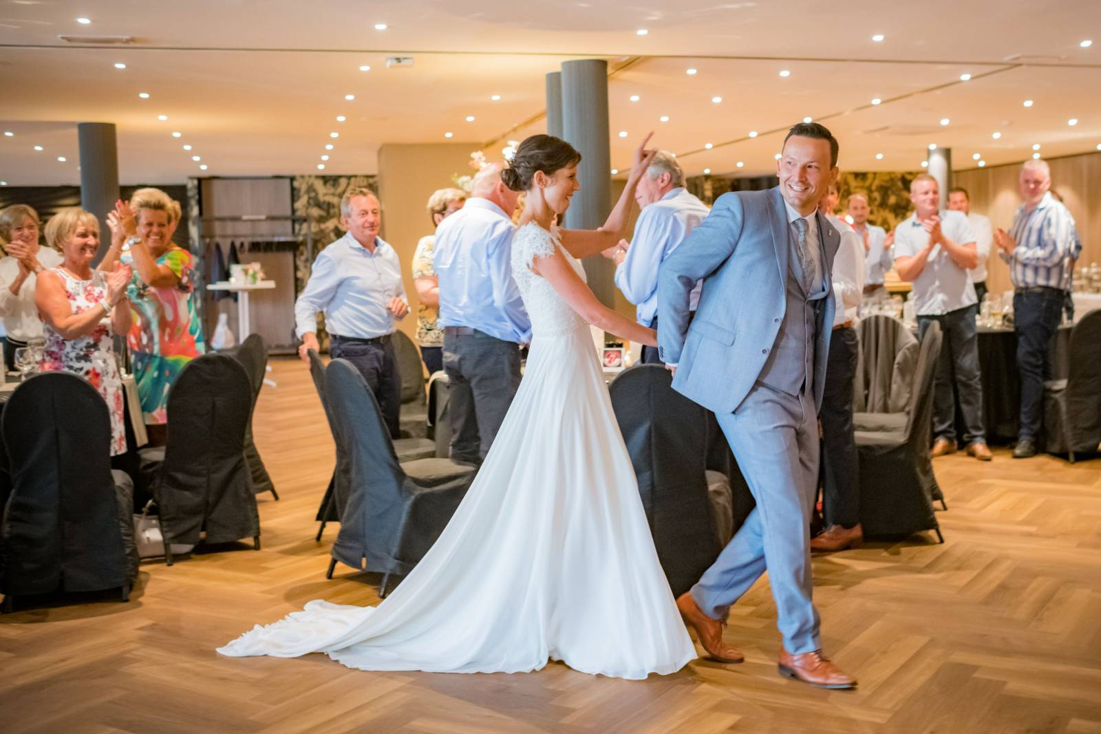 Van der Valk hotel Beveren - Feestzaal - Trouwzaal - House of Weddings - 12