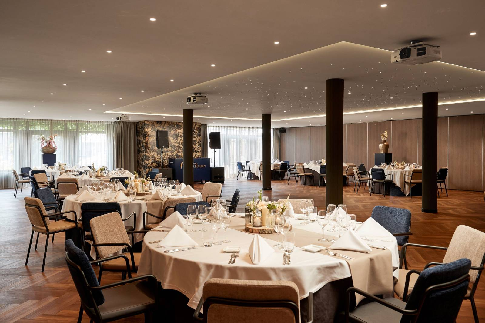 Van der Valk hotel Beveren - Feestzaal - Trouwzaal - House of Weddings - 7