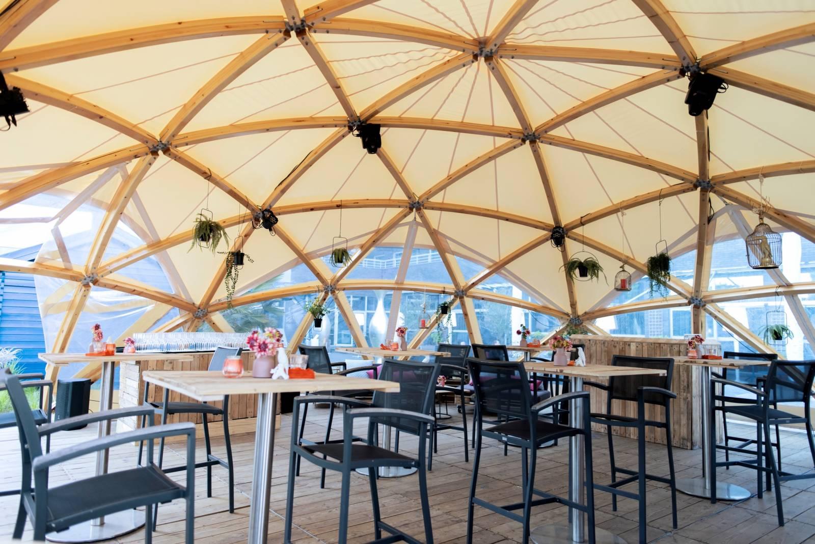 Van der Valk Hotel Brussels Airport - Feestzaal - Trouwzaal - Huwelijk Trouw Bruiloft - House of Weddings - 6
