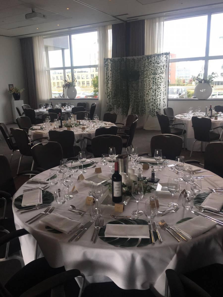 Van der Valk Hotel Brussels Airport - Feestzaal - Trouwzaal - Huwelijk Trouw Bruiloft - House of Weddings - 8