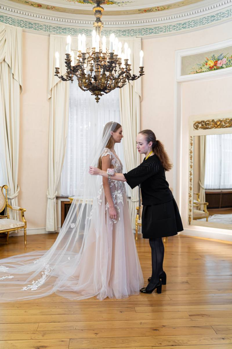 Veerle Praet Couture - Trouwjurken - Bruidsjurken - Trouwkleed - Suitekledij - House of Weddings - 2