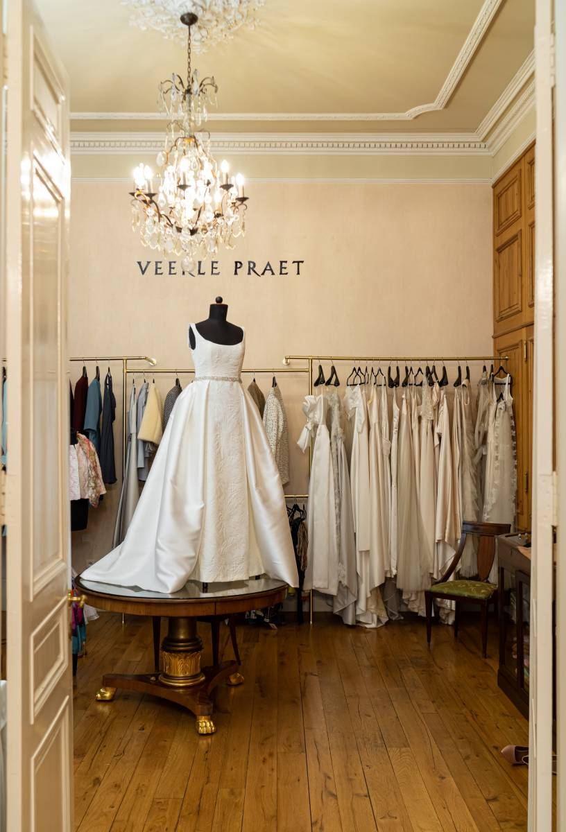 Veerle Praet Couture - Trouwjurken - Bruidsjurken - Trouwkleed - Suitekledij - House of Weddings - 29