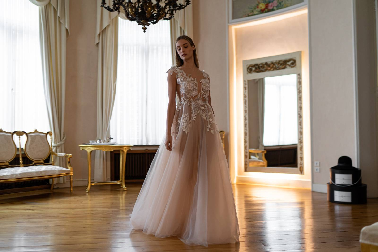Veerle Praet Couture - Trouwjurken - Bruidsjurken - Trouwkleed - Suitekledij - House of Weddings - 6