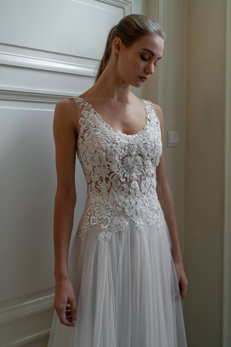 Veerle Praet Couture - Trouwjurken - Bruidsjurken - Trouwkleed - Suitekledij - House of Weddings - 7