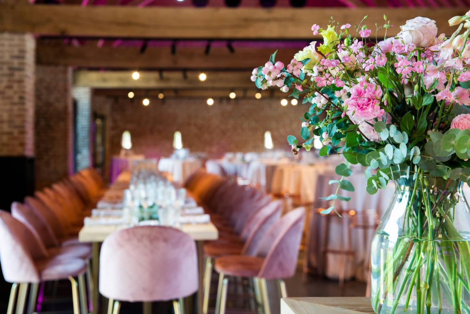 Verona roze, capri naturel poot goud - hoeve de blauwpoorte
