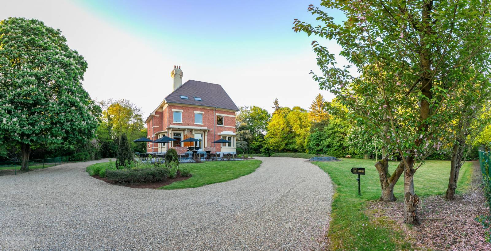 Villa Zwart Goud - Feestzaal - House of Weddings - 1