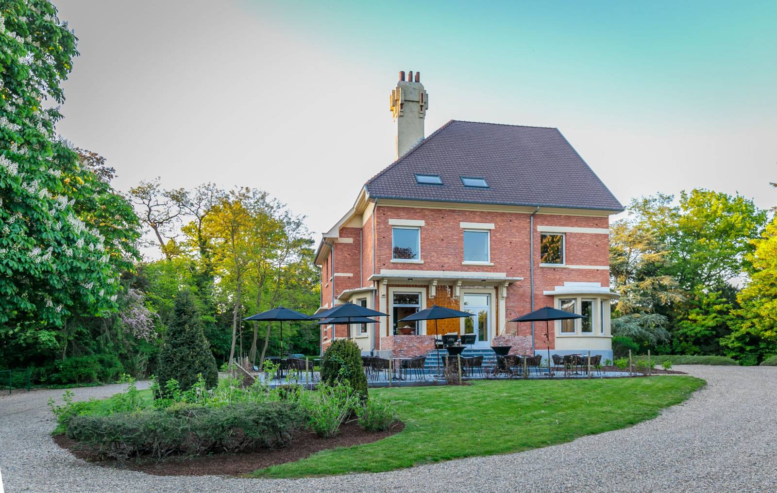 Villa Zwart Goud - Feestzaal - House of Weddings - 13