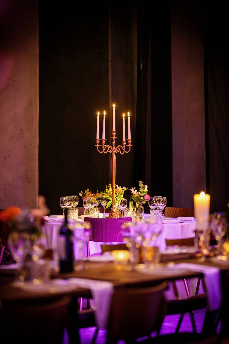 Watt17 - Feestzaal huwelijk - Taste Catering - Nicolas Herbots Photography - House of Weddings - 1