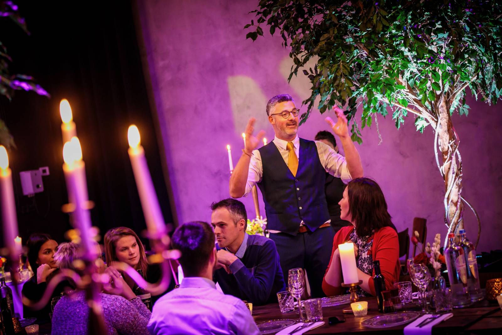 Watt17 - Feestzaal huwelijk - Taste Catering - Nicolas Herbots Photography - House of Weddings - 15