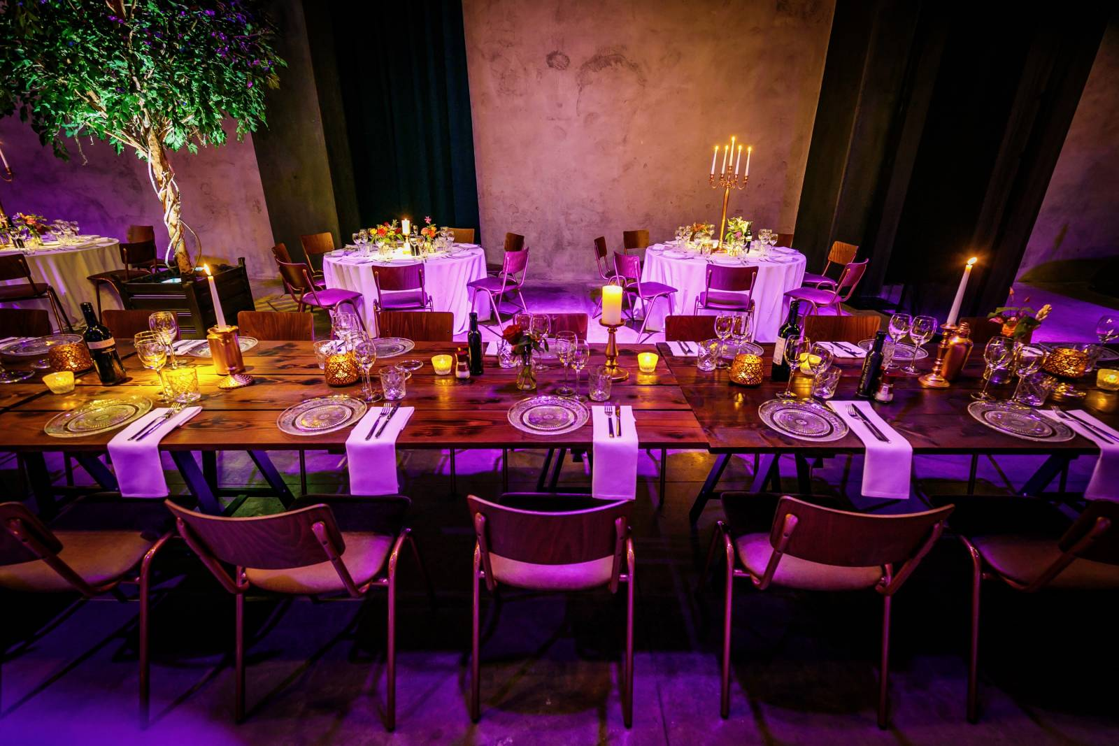 Watt17 - Feestzaal huwelijk - Taste Catering - Nicolas Herbots Photography - House of Weddings - 3