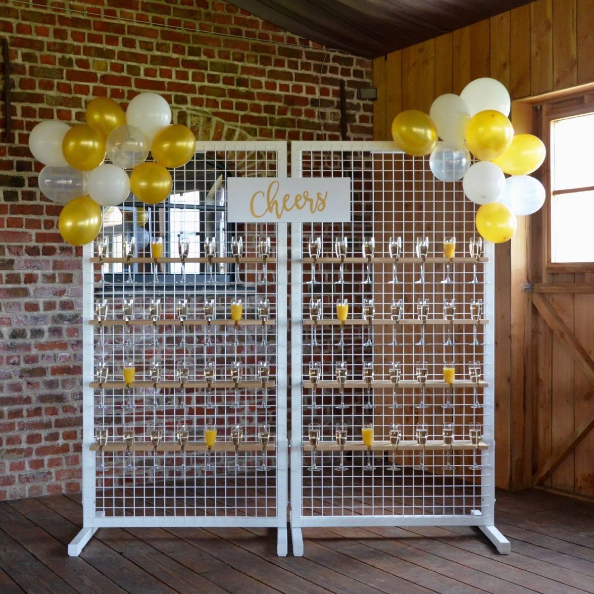 XtraLetter - Decoratie - Foto's zelf gemaakt - Feestzaal Domein 't Eikennest - House of Weddings - 4