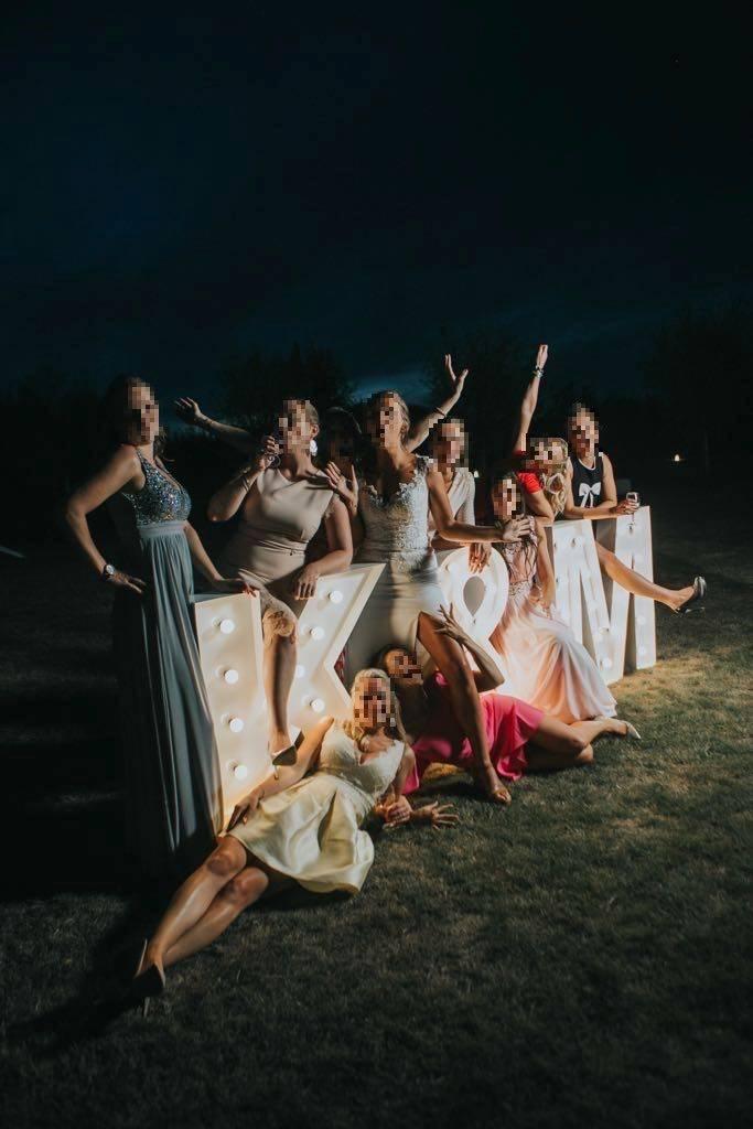 XtraLetter - Decoratie - Foto's zelf gemaakt - House of Weddings - 8