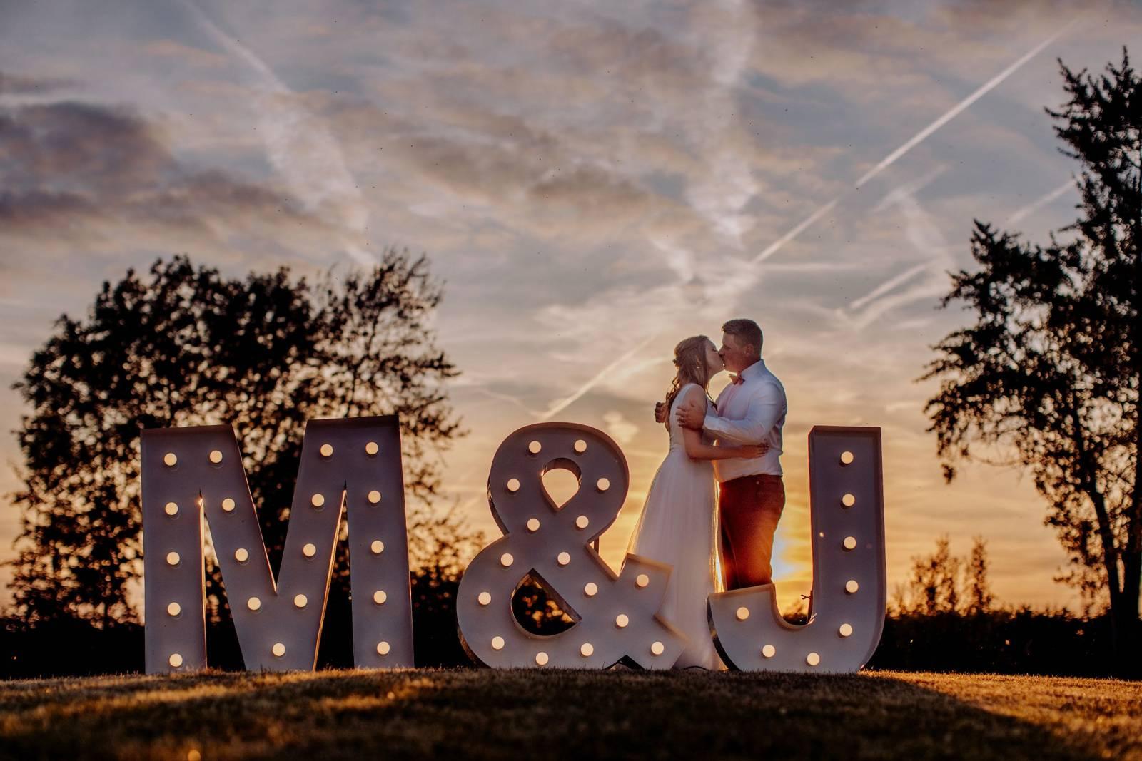XtraLetter - Decoratie - Fotograaf LUX Visual Storytellers - House of Weddings - 4