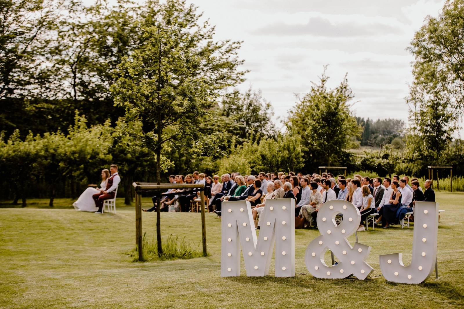 XtraLetter - Decoratie - Fotograaf LUX Visual Storytellers - House of Weddings - 5