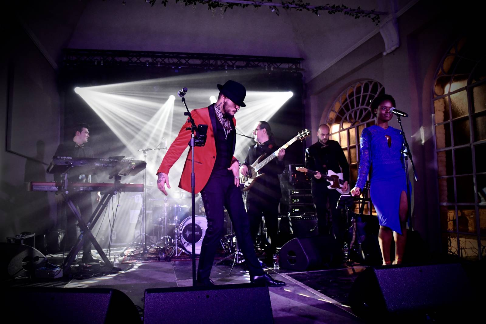 Yass Smaali zanger arties house of weddings(6)