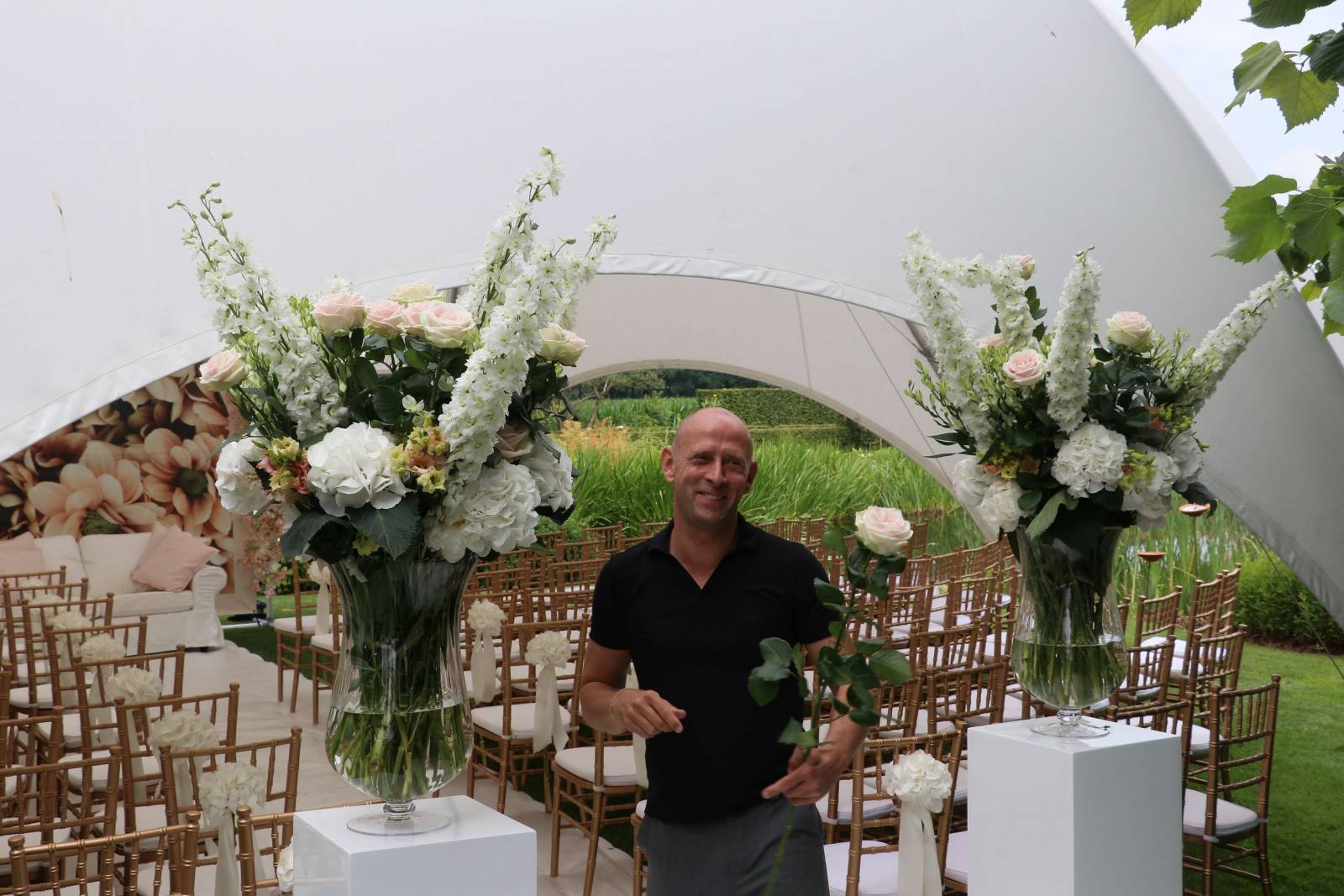 Young Amadeus - Bloemen - House of Weddings - 21