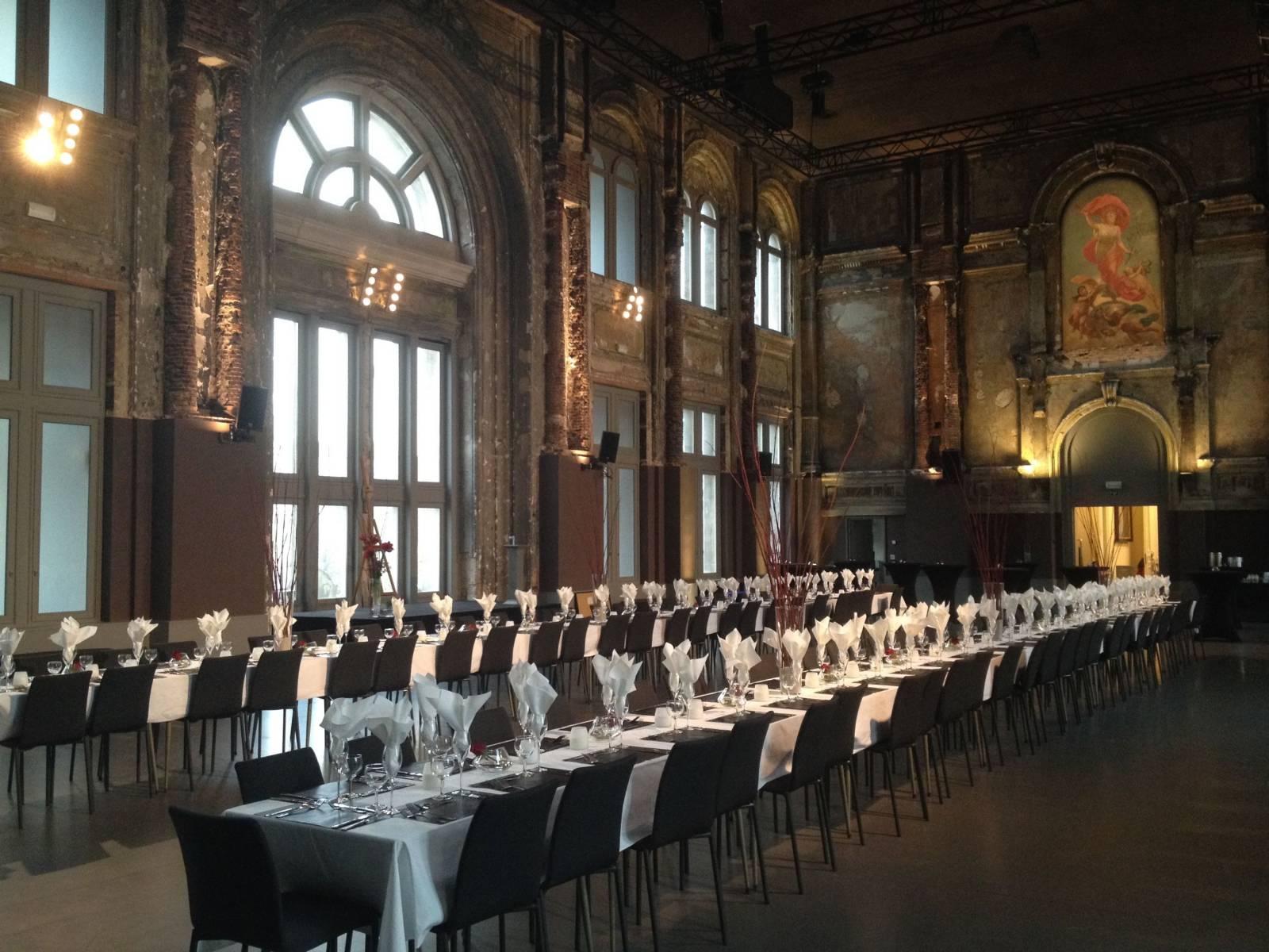 Zaal AthenA - Feestzaal - Trouwzaal - Antwerpen - House of Weddings - 11