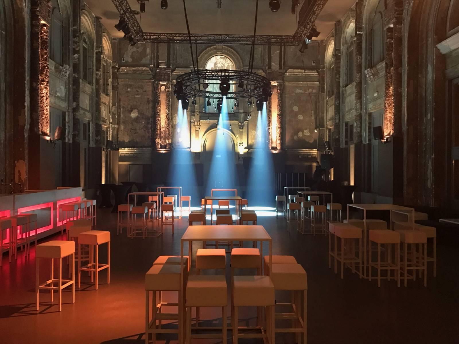Zaal AthenA - Feestzaal - Trouwzaal - Antwerpen - House of Weddings - 19