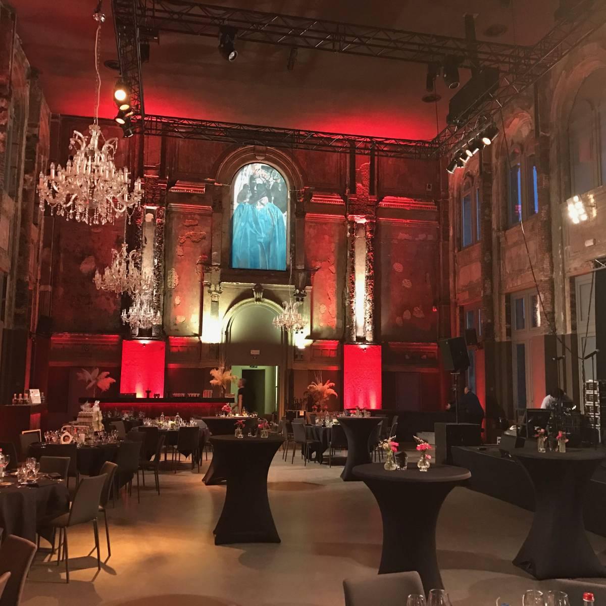 Zaal AthenA - Feestzaal - Trouwzaal - Antwerpen - House of Weddings - 21
