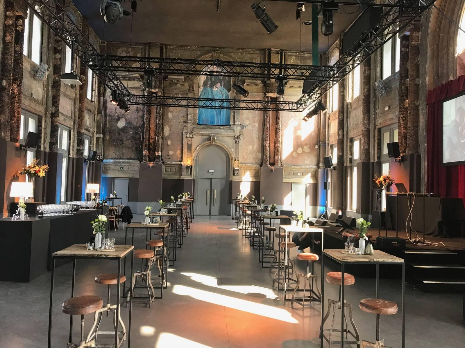 Zaal AthenA - Feestzaal - Trouwzaal - Antwerpen - House of Weddings - 25