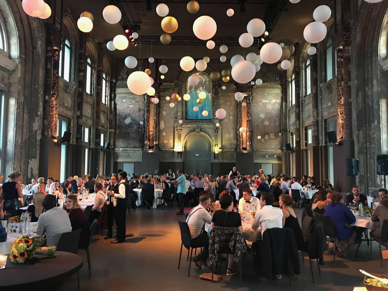 Zaal AthenA - Feestzaal - Trouwzaal - Antwerpen - House of Weddings - 27