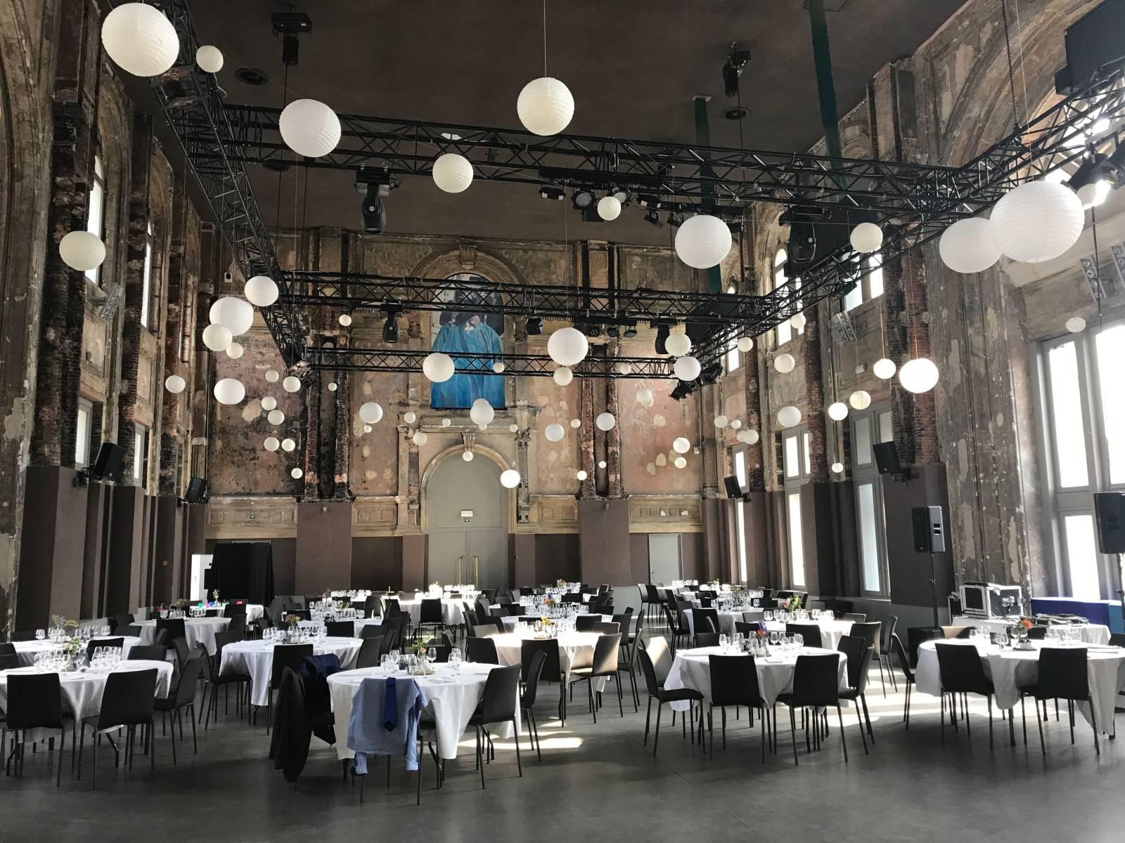Zaal AthenA - Feestzaal - Trouwzaal - Antwerpen - House of Weddings - 28