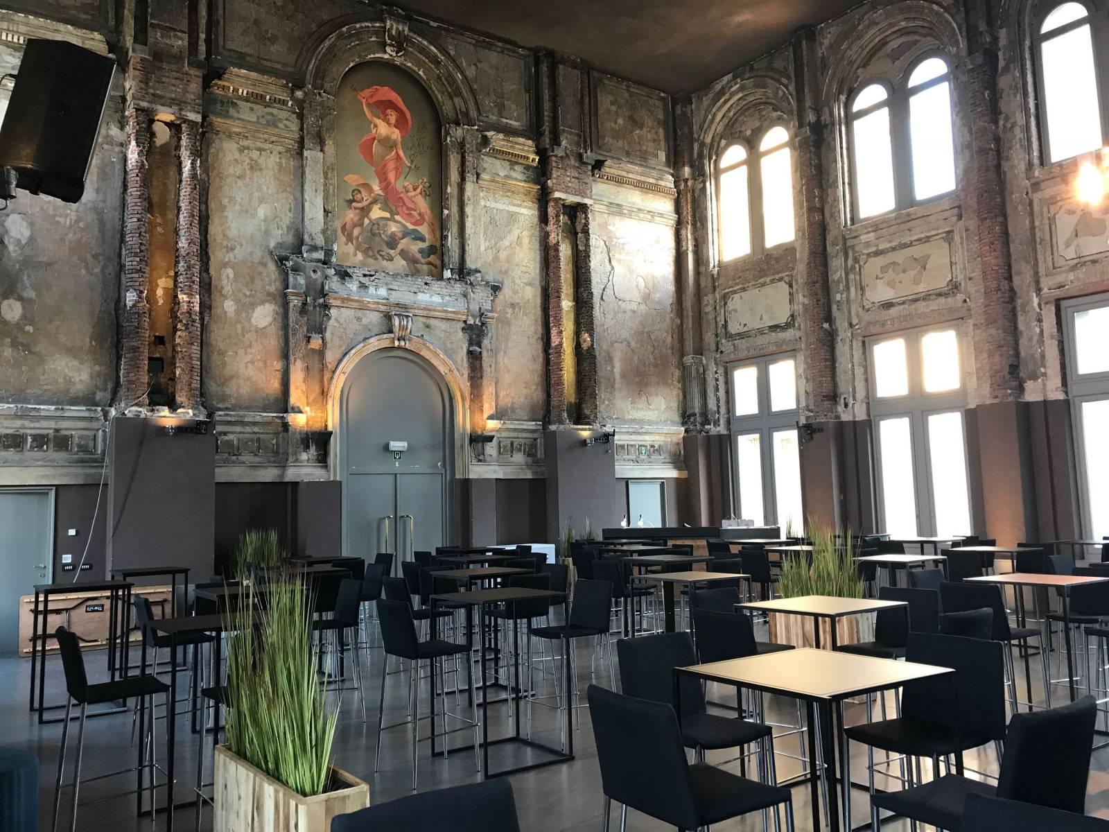 Zaal AthenA - Feestzaal - Trouwzaal - Antwerpen - House of Weddings - 36