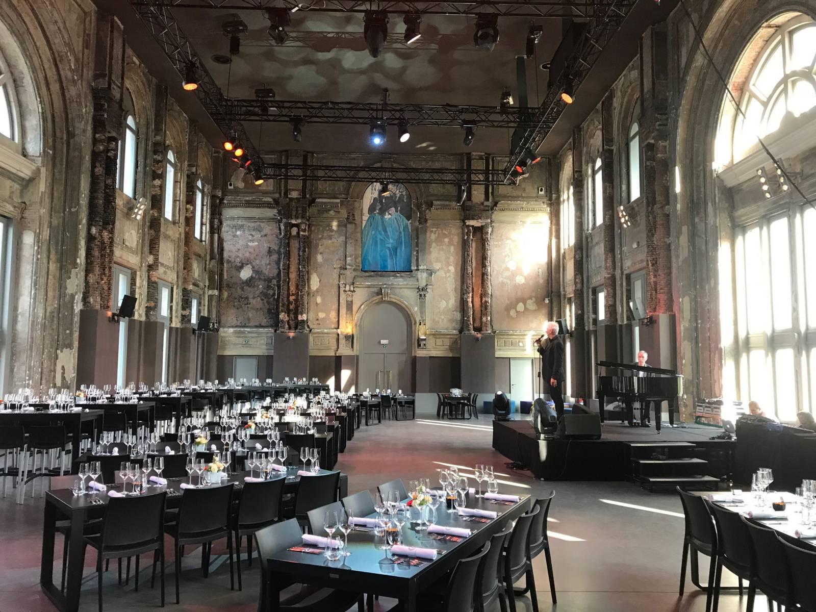 Zaal AthenA - Feestzaal - Trouwzaal - Antwerpen - House of Weddings - 41